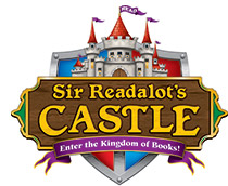 Sir Readalot's Castle - Enter the Kingdom of Books!